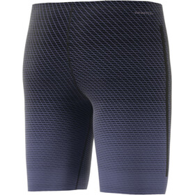 adidas Performance 3-Stripes Print Jammer Men Raw Indigo/Black